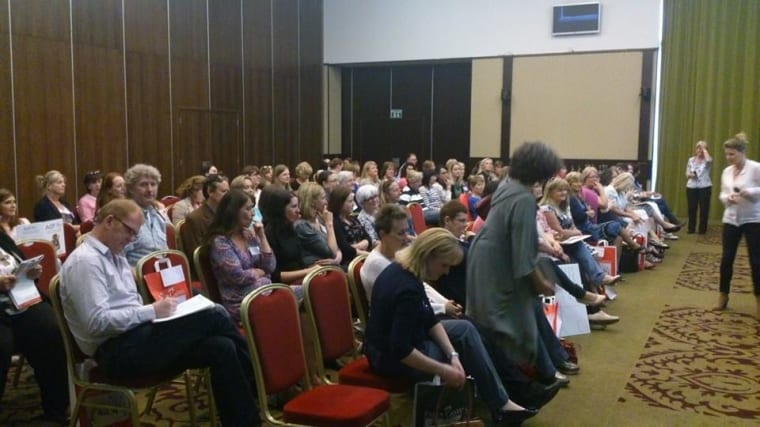 Cheeky Cherubs Early Years Schools were represented at the ACP Annual Conference June 7th 2014