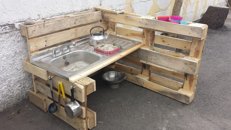 Our Mud Kitchen in Bishopstown